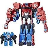 Transformers Tra Rid Activator Combiner Optimus Prime Action Figure