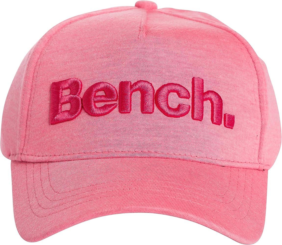Bench Cap Gorra, Rosa (Strawberry Pink Marl Ma1121), Medium (Talla ...