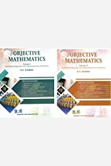 Objective Mathematics for JEE (Main & Advanced) & other Engineering Entrance Examinations - 2018-2019 Session (Set of 2 Volumes) Paperback