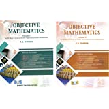 Objective Mathematics for JEE (Main & Advanced) & other Engineering Entrance Examinations - 2018-2019 Session (Set of 2 Volumes)