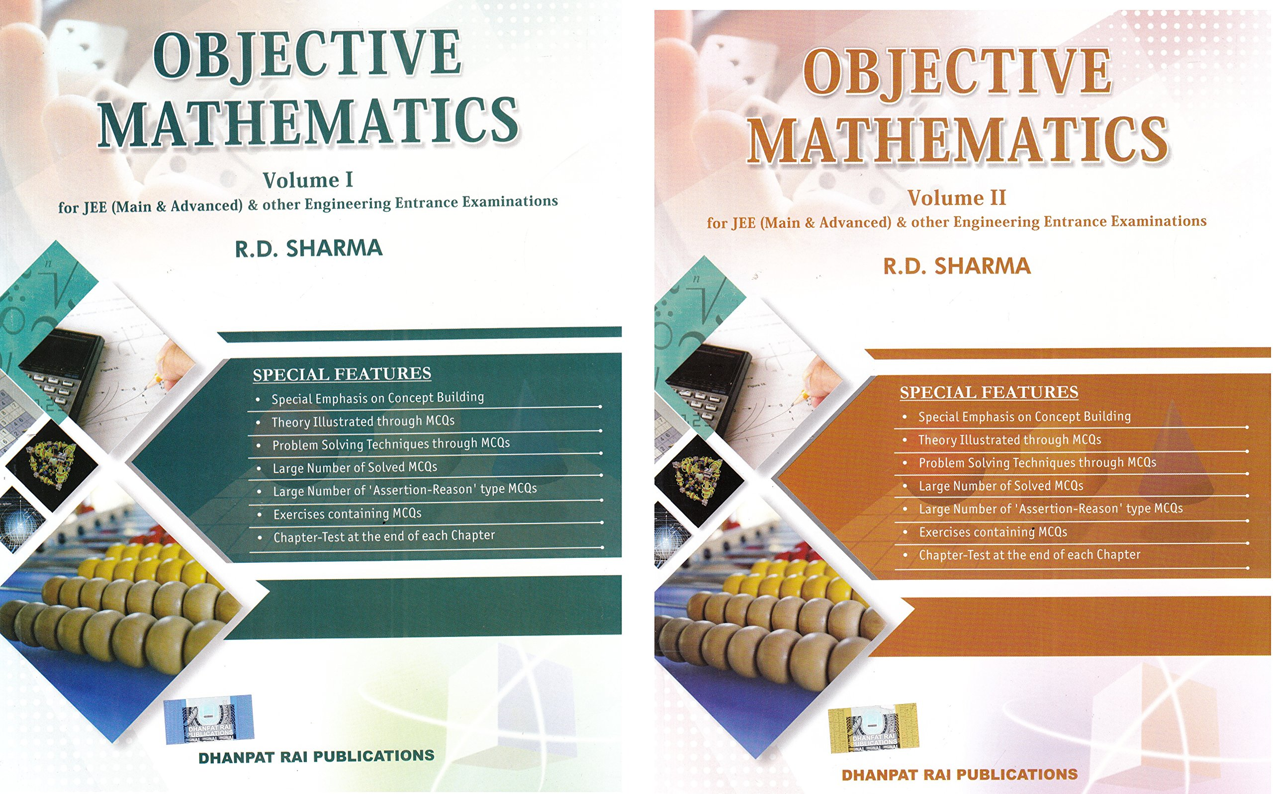 Buy Objective Mathematics for JEE (Main & Advanced) & other