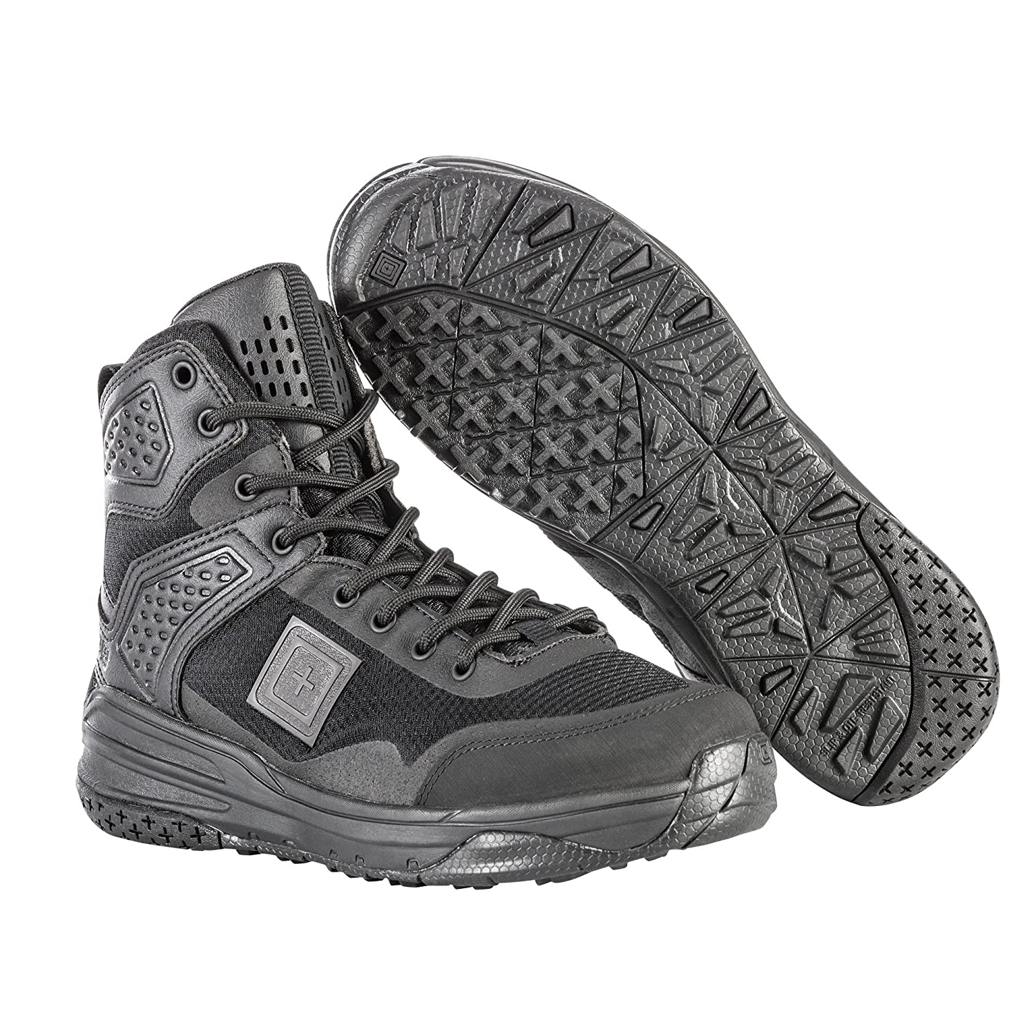 5.11 Tactical Mens Halcyon Tactical Stealth Boots Military