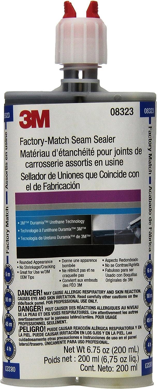 3M Factory-Match Seam Sealer, 08323, 200 mL Cartridge
