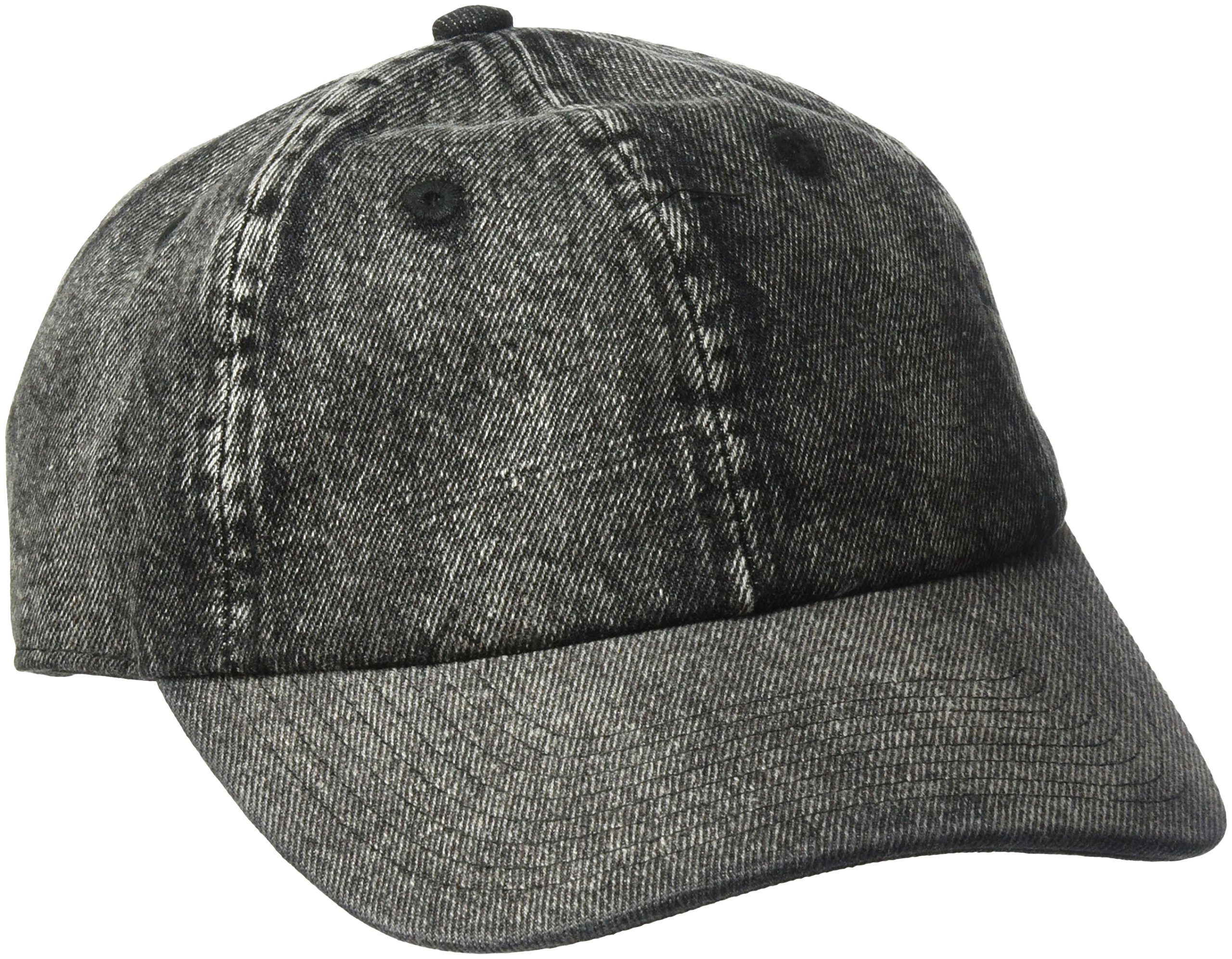 NEFF Unisex-Adults Step Dad Cap, Black, One Size by NEFF (Image #1)