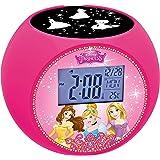 Disney Princess Radio Projector Clock