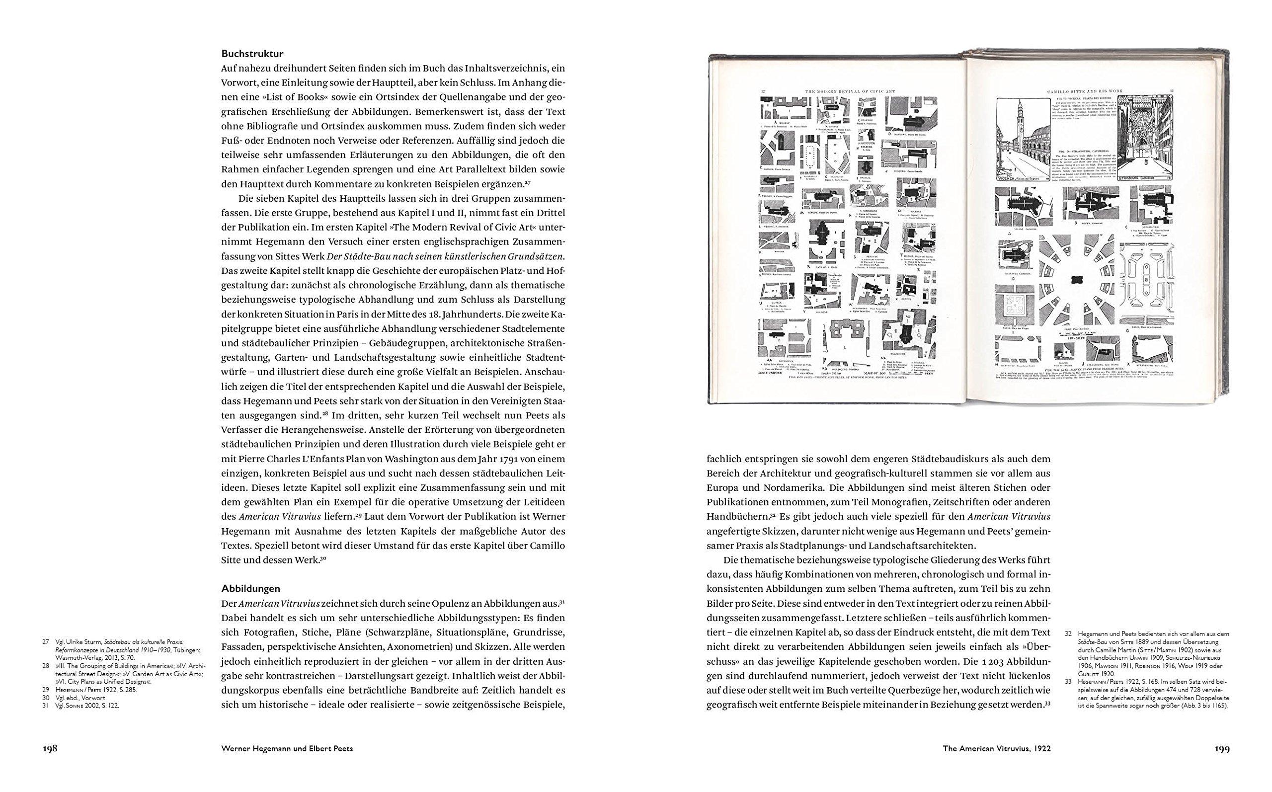 Manuale zum Städtebau. Die Systematisierung des Wissens von der ...