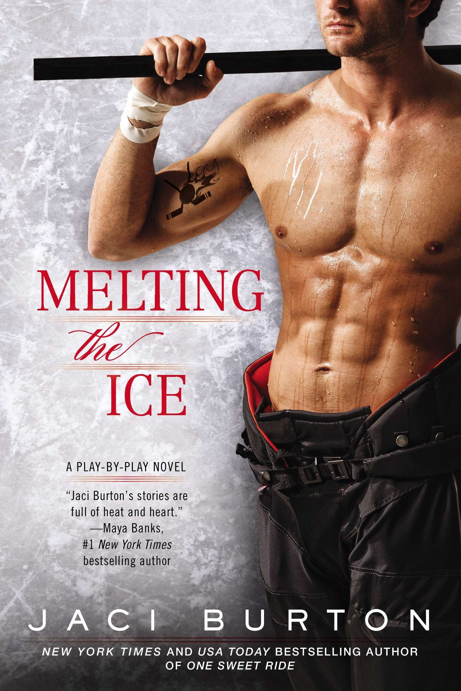 Download Melting the Ice (A Play-by-Play Novel) ebook