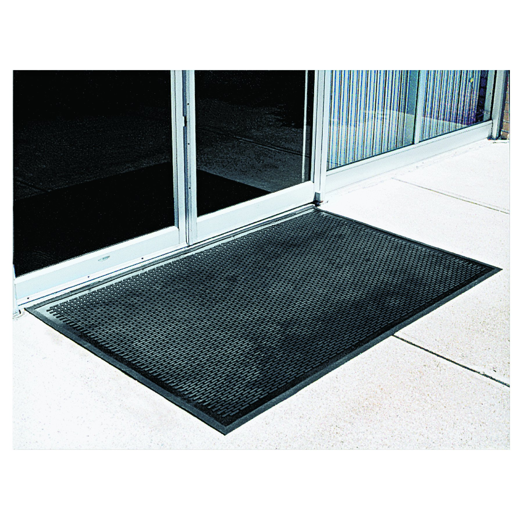 Crown-Tred TD 0035BK Entrance Mat