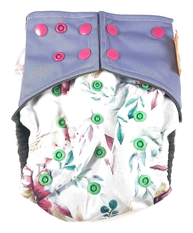 NEW Fleece Nappy Liners Reusable /& Washable  x10