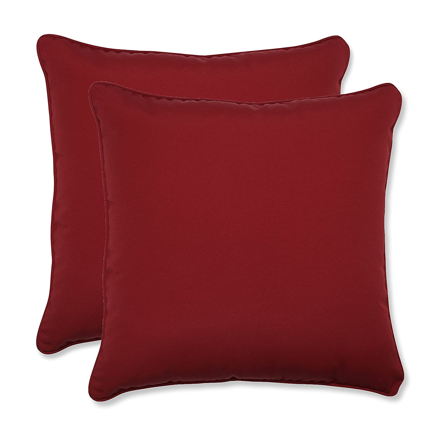 Country Tree Linen Couch Burgundy And White Throw Pillows ...