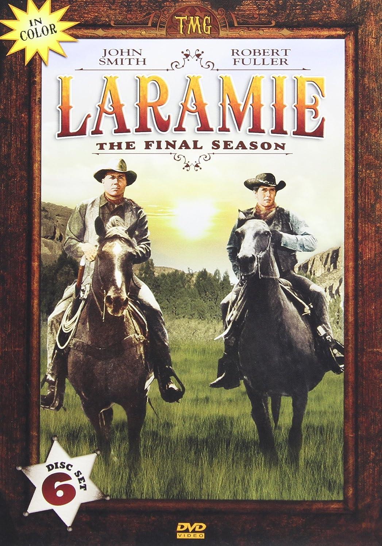 [DVD]Laramie: Final Season