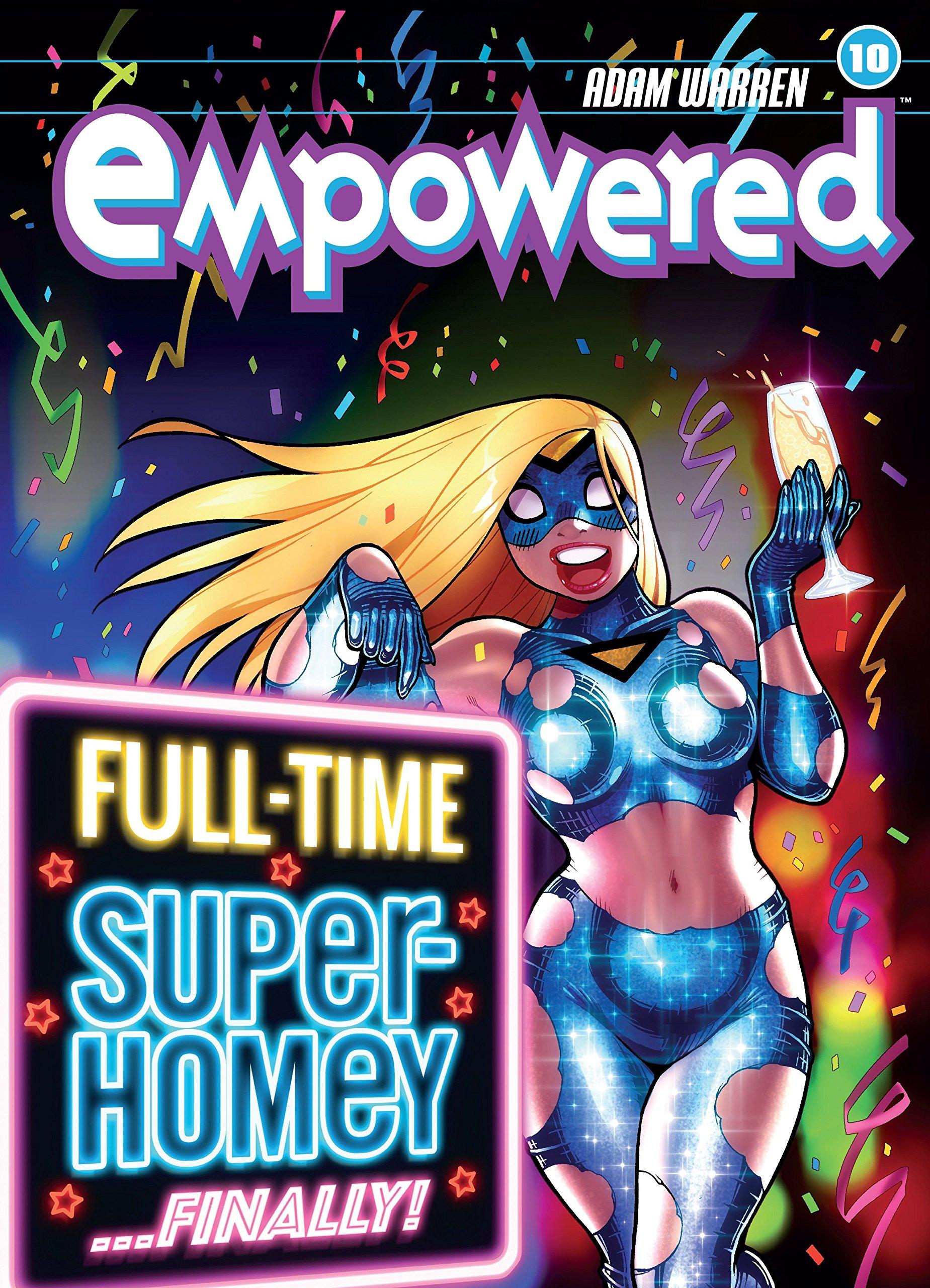 Empowered Volume 10 by Dark Horse Books