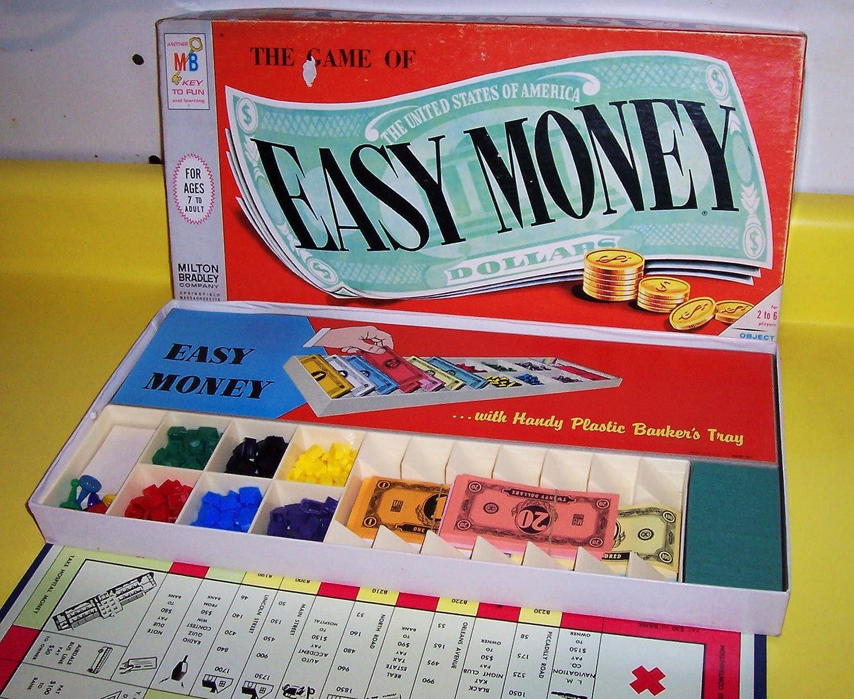 Amazoncom ORIGINAL VINTAGE 1956 EASY MONEY ANTIQUE