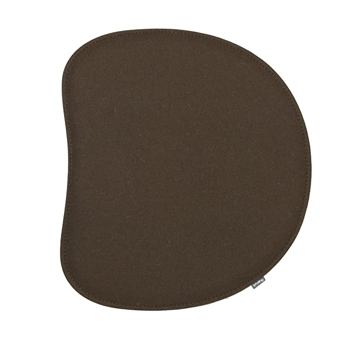 Cojín para silla Panton 2-capa cafe marrón: Amazon.es ...