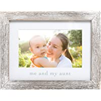 Pearhead Me and My Aunt Photo Frame, Niece or Nephew Family Picture Frame