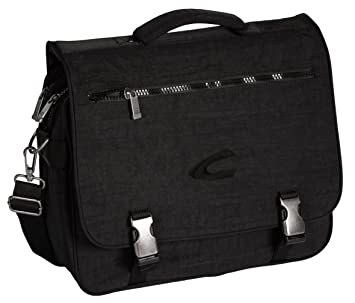 Camel Active Messenger Bag B00 806 60 Black 150 Liters