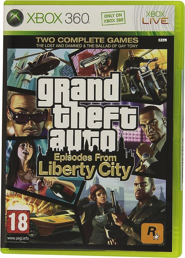 Rockstar Games Grand Theft Auto - Juego (Xbox360): Amazon.es: Videojuegos