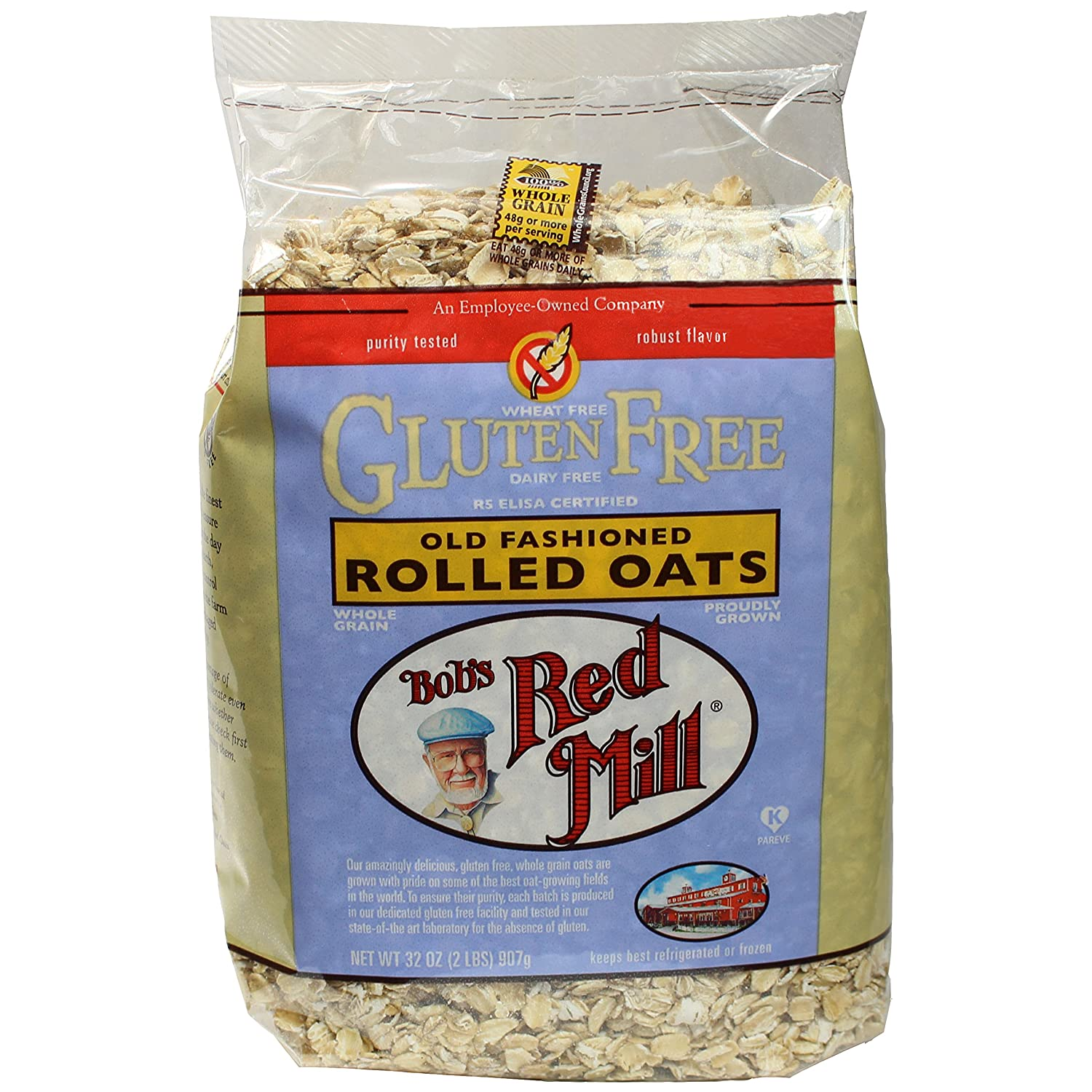 Image result for red mill oats