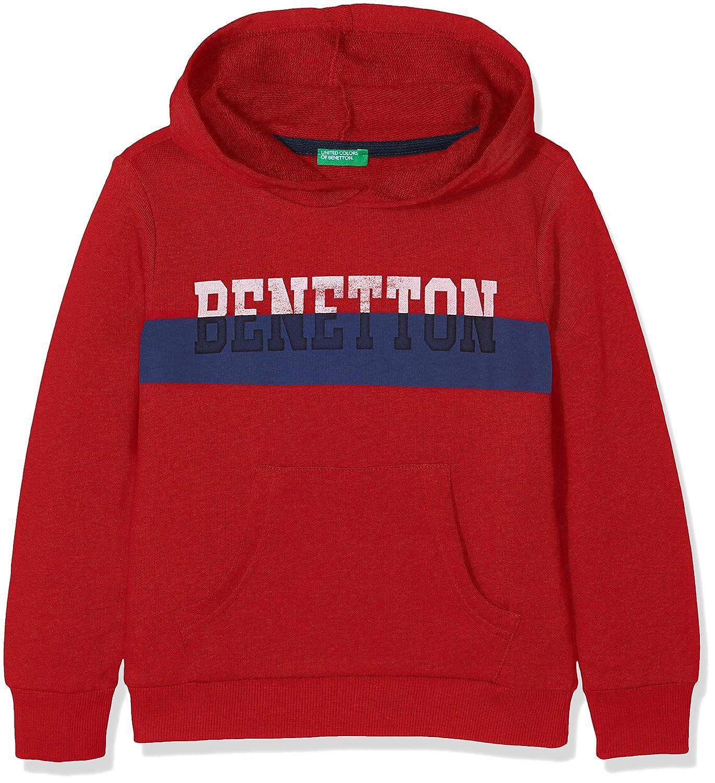 UNITED COLORS OF BENETTON Sweater W//Hood Pull Gar/çon