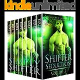 Shifter Seduction Vol 3 - 8 Book Paranormal Romance Bundle (Simply Shifters Box Sets)