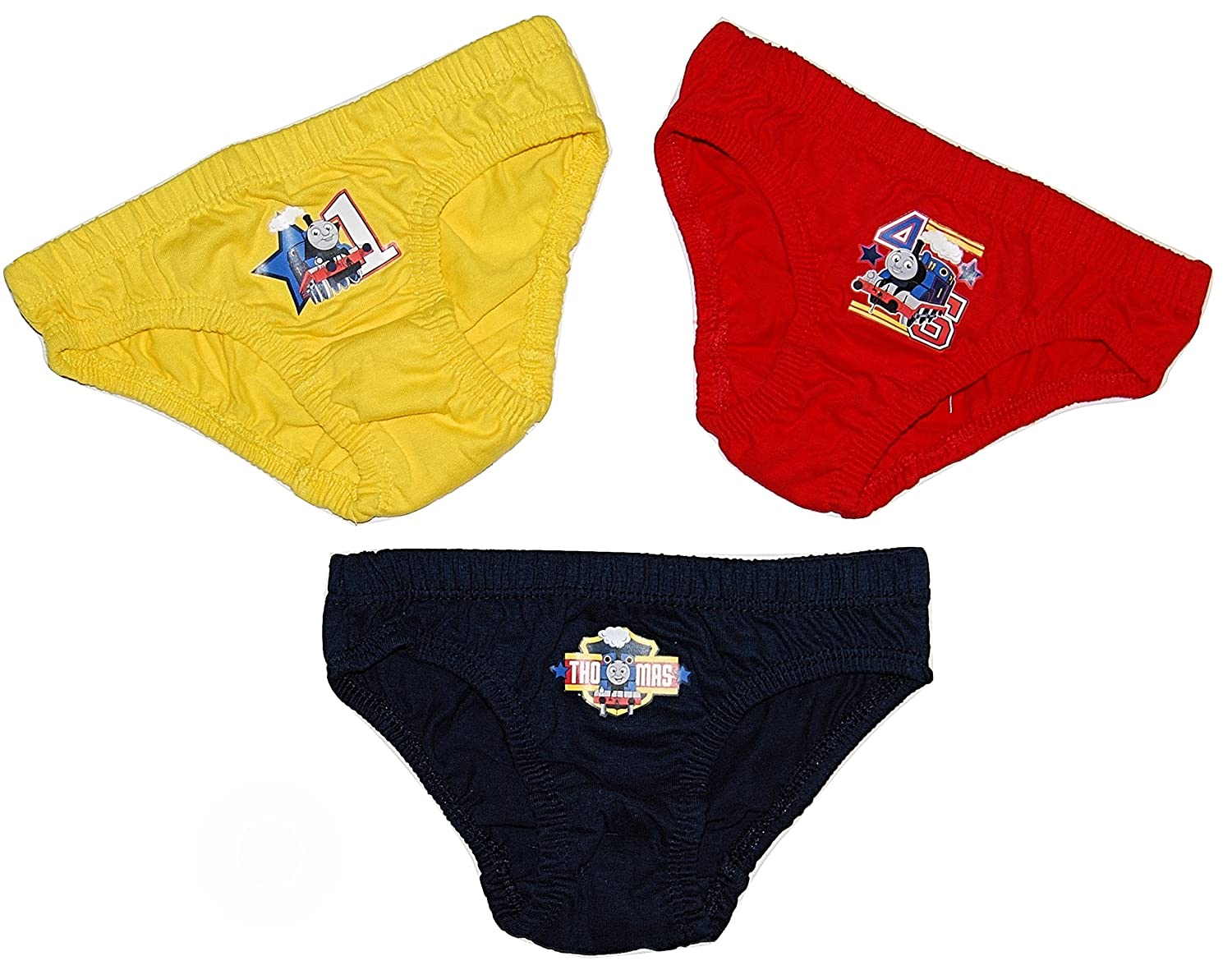Boys Thomas The Tank Pants Briefs 3 Pack