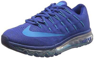 d07fac22322fc Nike Men's Air Max Blue Running Shoes - 9 UK/India (44 EU)(10 US ...