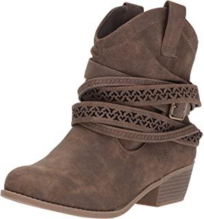 36c2bac5bbf90 Amazon.com | Not Rated Women's Etta Ankle Bootie | Ankle & Bootie