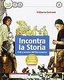 Incontra la storia. Per la Scuola media. Con e-book. Con espansione online. Con 2 libri: Atlante-Laboratorio