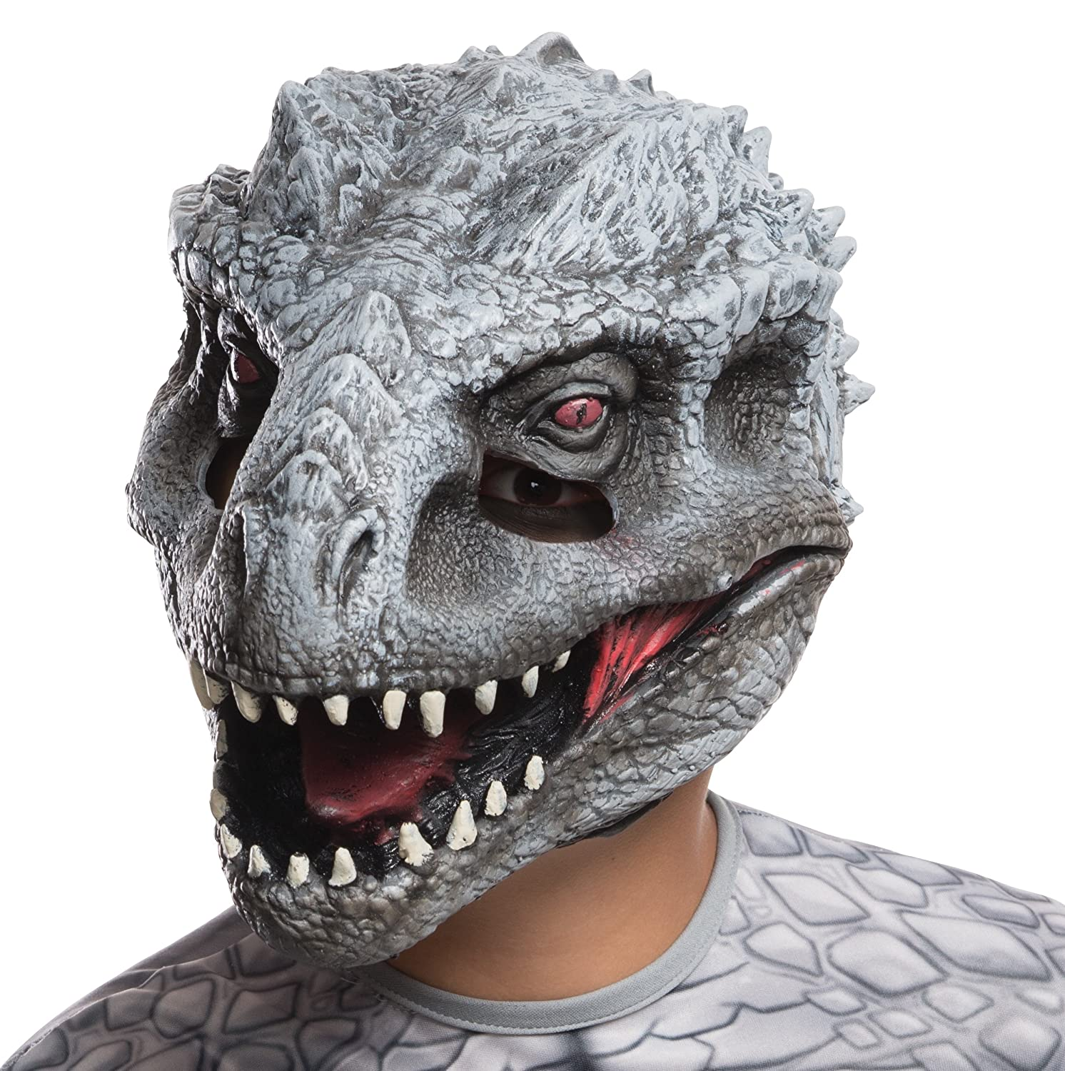 Rubie's Child Jurassic World Dino 3/4 Mask Rubies - Domestic 36610_NS