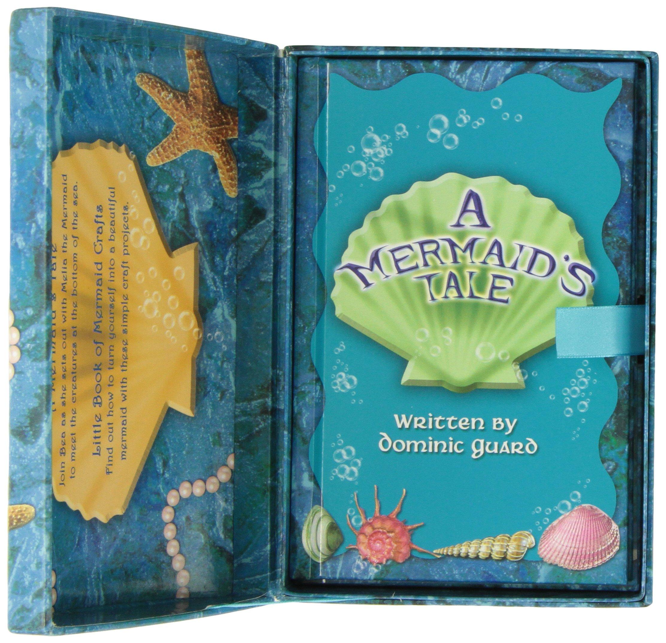Download Little Box of Mermaid Treasures (Barron's Activity Kits for Kids) pdf epub