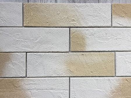 Brick slips rivestimento piastrelle da parete flessibile