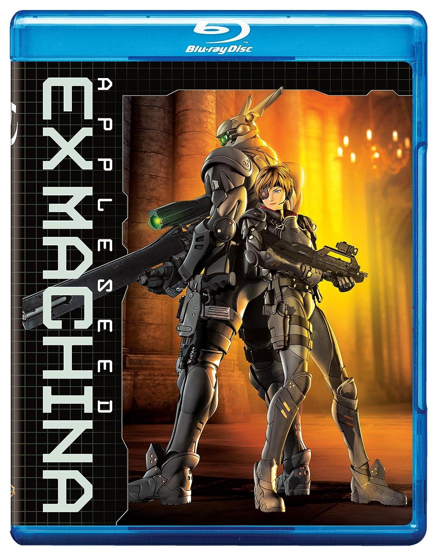 Appleseed Ex Machina [Blu-ray] Ai Kobayashi Koichi Yamadera Yji Kishi Shinji Aramaki