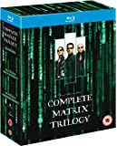 The Matrix Trilogy (The Matrix, Matrix Revolutions, Matrix Reloaded) [Blu-ray] [Import anglais]