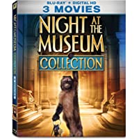 Deals on Night At The Museum 3-Movie Collection Blu-ray
