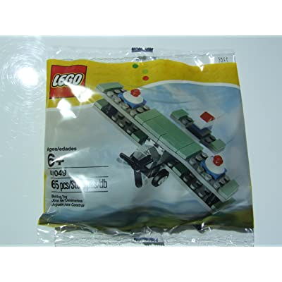 LEGO Creator Set #40049 MINI Sopwith Camel Bagged: Toys & Games