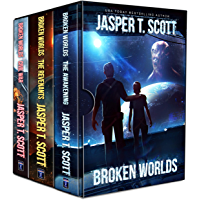 Broken Worlds: The Complete Series (Books 1-3) (English Edition)