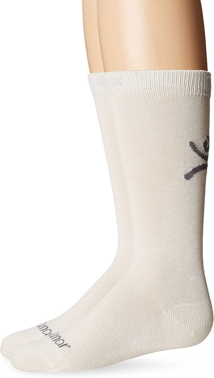 Terramar Kids' Thermasilk Ultra-Thin Performance Over-Calf Liner Sock (Pack of 1)