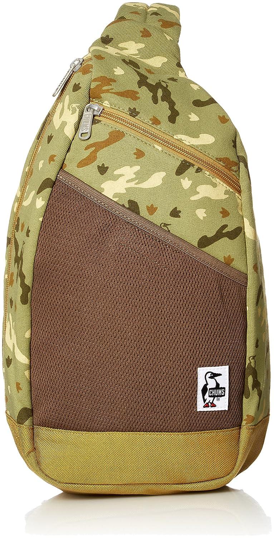[チャムス] ショルダーバッグ Body BagSweat Nylon CH60-2519-K018-00 B078KKVGH7 ヘザーネイチャーブービーカモ ヘザーネイチャーブービーカモ