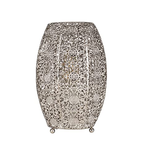 Ottomans, Footstools & Poufs Furniture Learned Moroccan Metalwork Design Chair Special Summer Sale