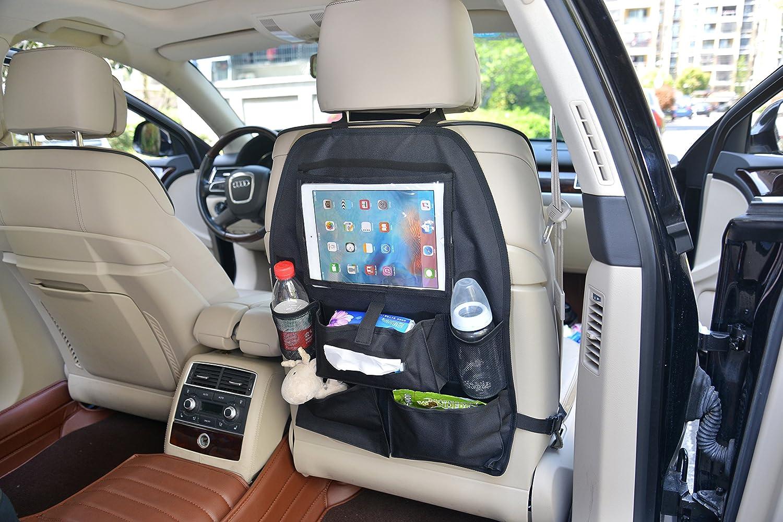 Altabebe AL1103B Backseat Car Organizer Black