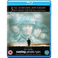 Saving Private Ryan [Blu-ray] [1998] [Region Free]