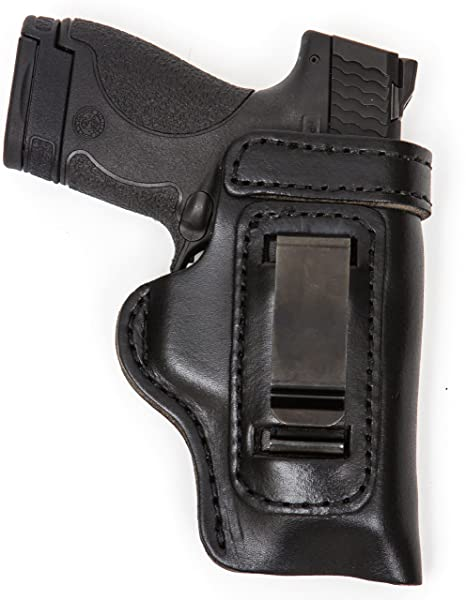 amazon com glock 19 23 32 36 concealed carry iwb gun holster hd