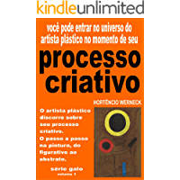 Processo criativo: O passo a passo na pintura do figurativo ao abstrato - O artista discorre sobre seu processo criativo