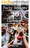 20 Party Recipes Cook Book