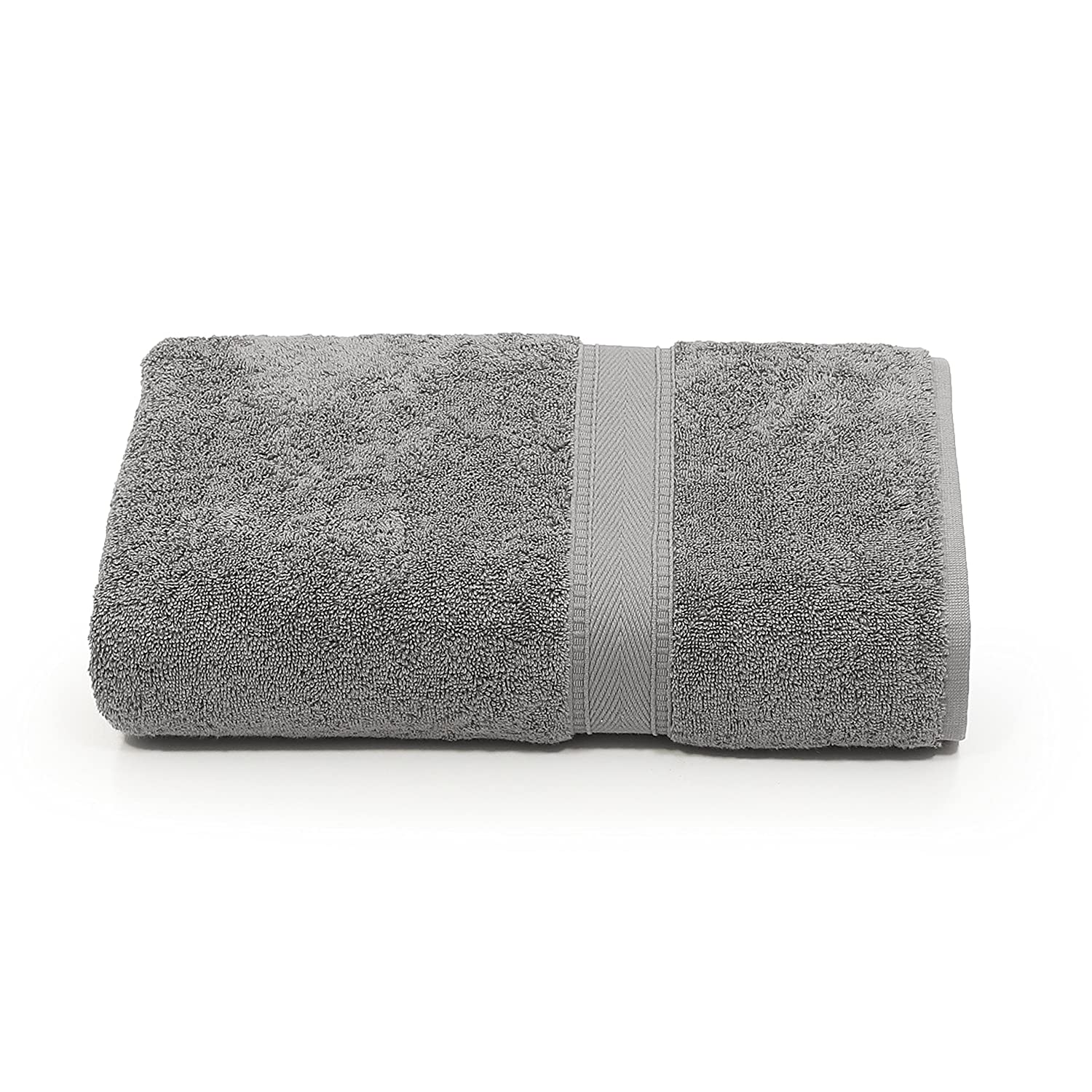 Linum Home Textiles SN96-1BT Bath Towel Dark Grey