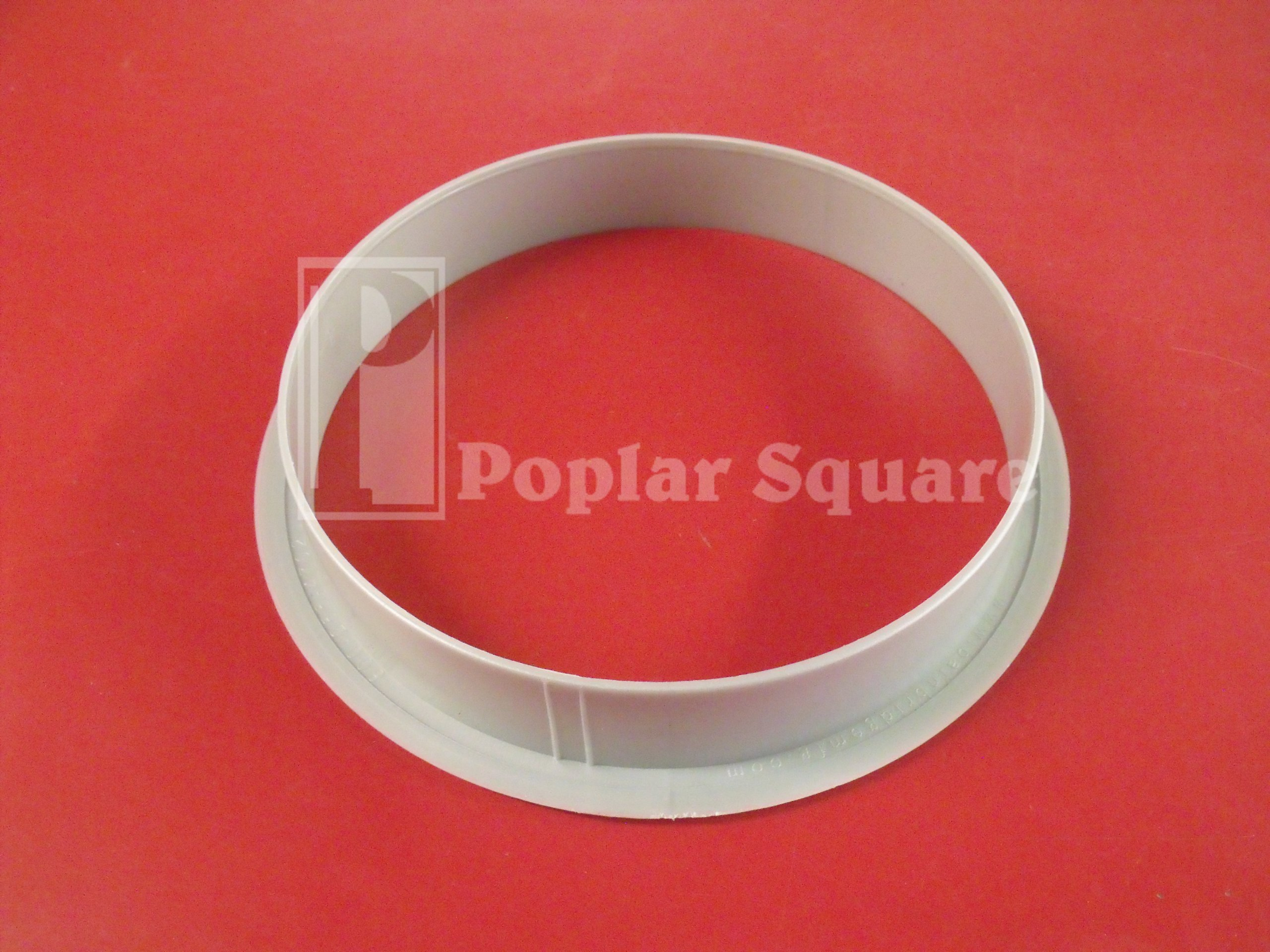 5 Silver Finishing Grommet #1044ACS by Bmi (Image #2)