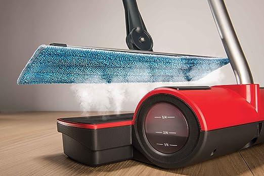 Polti Moppy Limpiador de suelos con vapor sin cables para todo ...