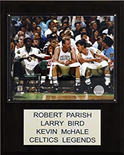 product image for NBA Bird-Parrish-McHale Boston Celtics Player Plaque
