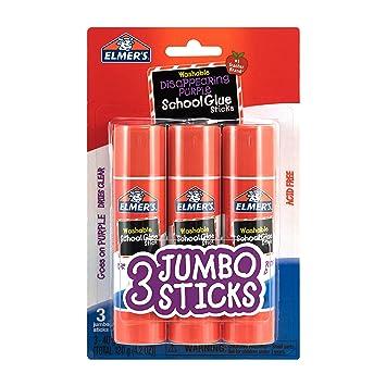 Elmer s Jumbo pegamento (3 Pack) 1,4 oz (40g)