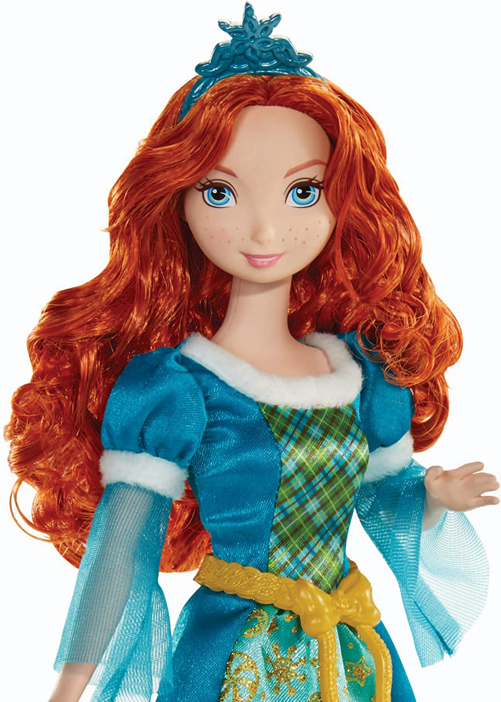 Disney Princess Seasonal Sweets Merida Doll with Accessories